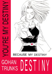 Gay Comics Cover  Destiny Scanlated Yaoi Doujinshi-Scanlated  Destiny-Gohan x Trunks-ibDBZ Reloaded-b The Yaoi Saga -i-Thumb156